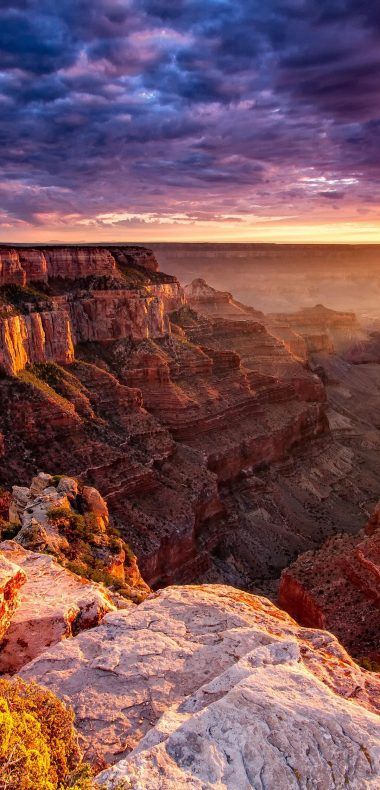 Grand Canyon In USA Nature HD Wallpaper 1080x2244 380x790