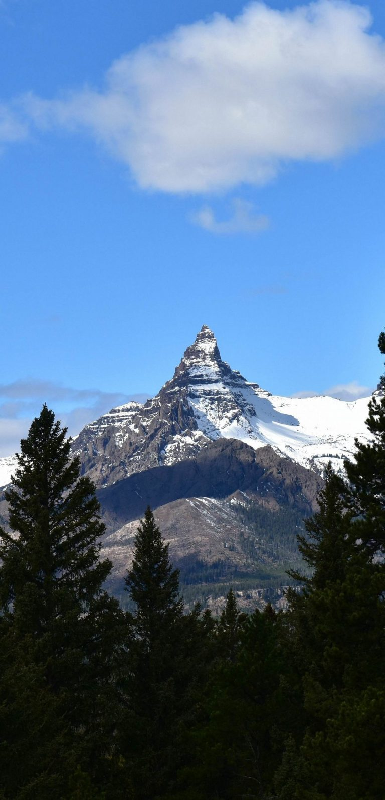 Index Peak Yellowstone Wallpaper 1080x2244 768x1596