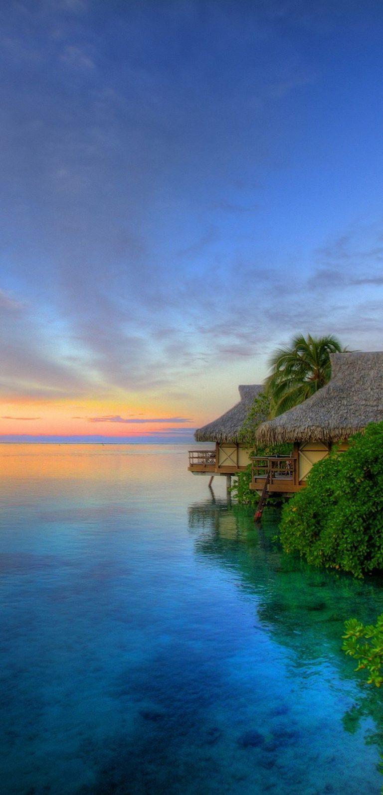 Island Sunset 1080x2244 768x1596