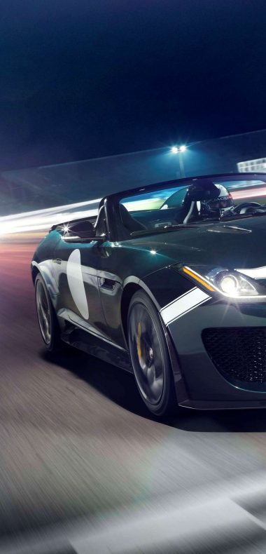 Jaguar F Type Project 7 2014 Wallpaper 1080x2244 380x790