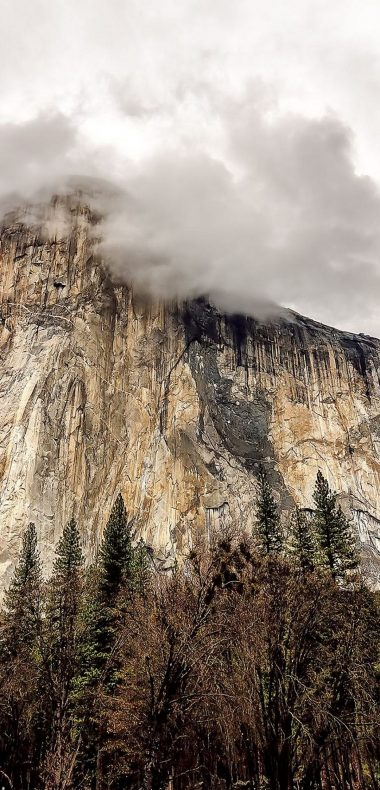 Mountains Fog Sky 1080x2244 380x790