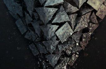 Shards Stone Background 1080x2244 340x220