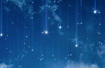 Sky Moonlight Nature Night Stars Clouds 1080x2244 340x220