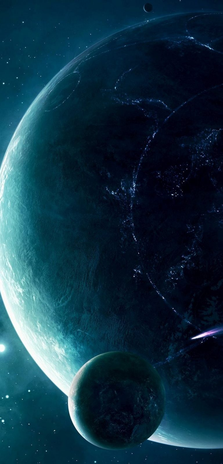 Space Light Planet 1080x2244 768x1596
