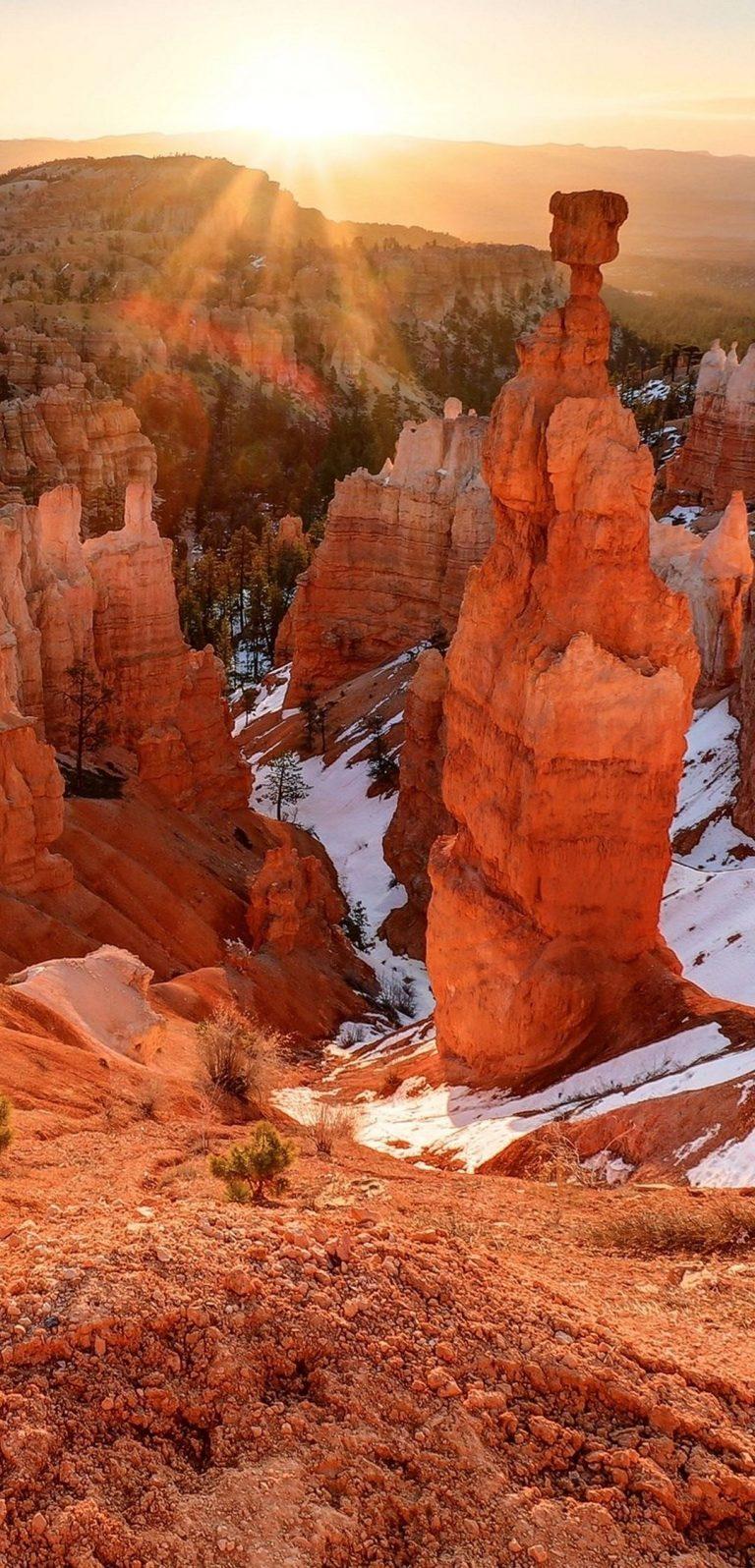 Utah Mountains Rocks Landscape 1080x2244 768x1596