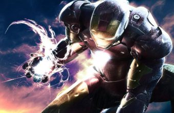 Iron Man Wallpaper 07 1920x1080 340x220