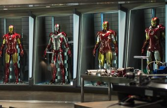 Iron Man Wallpaper 13 1920x1080 340x220