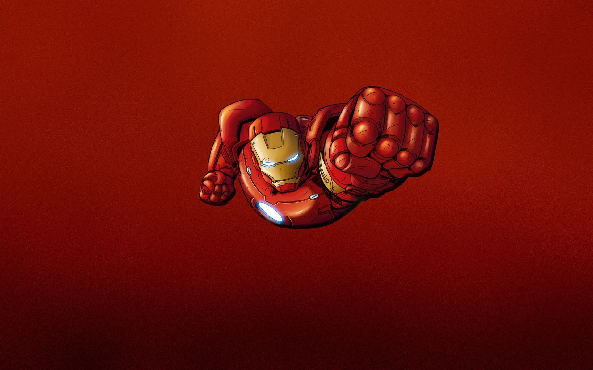 Iron Man Wallpaper 49 1920x1200