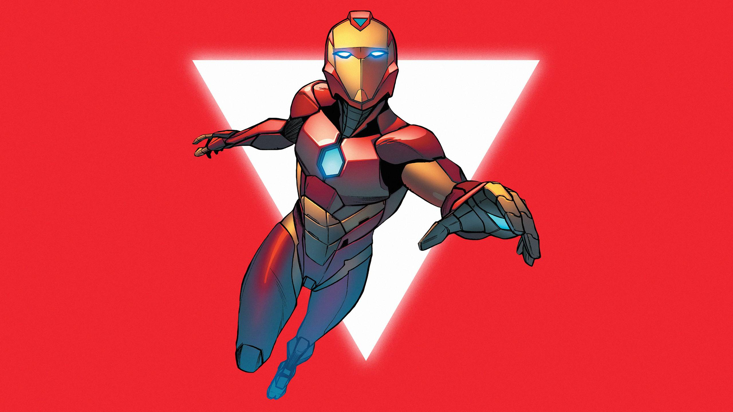 Iron Man Wallpaper 61 2560x1440