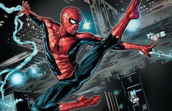 Spiderman Wallpaper 19 1920x1080 340x220