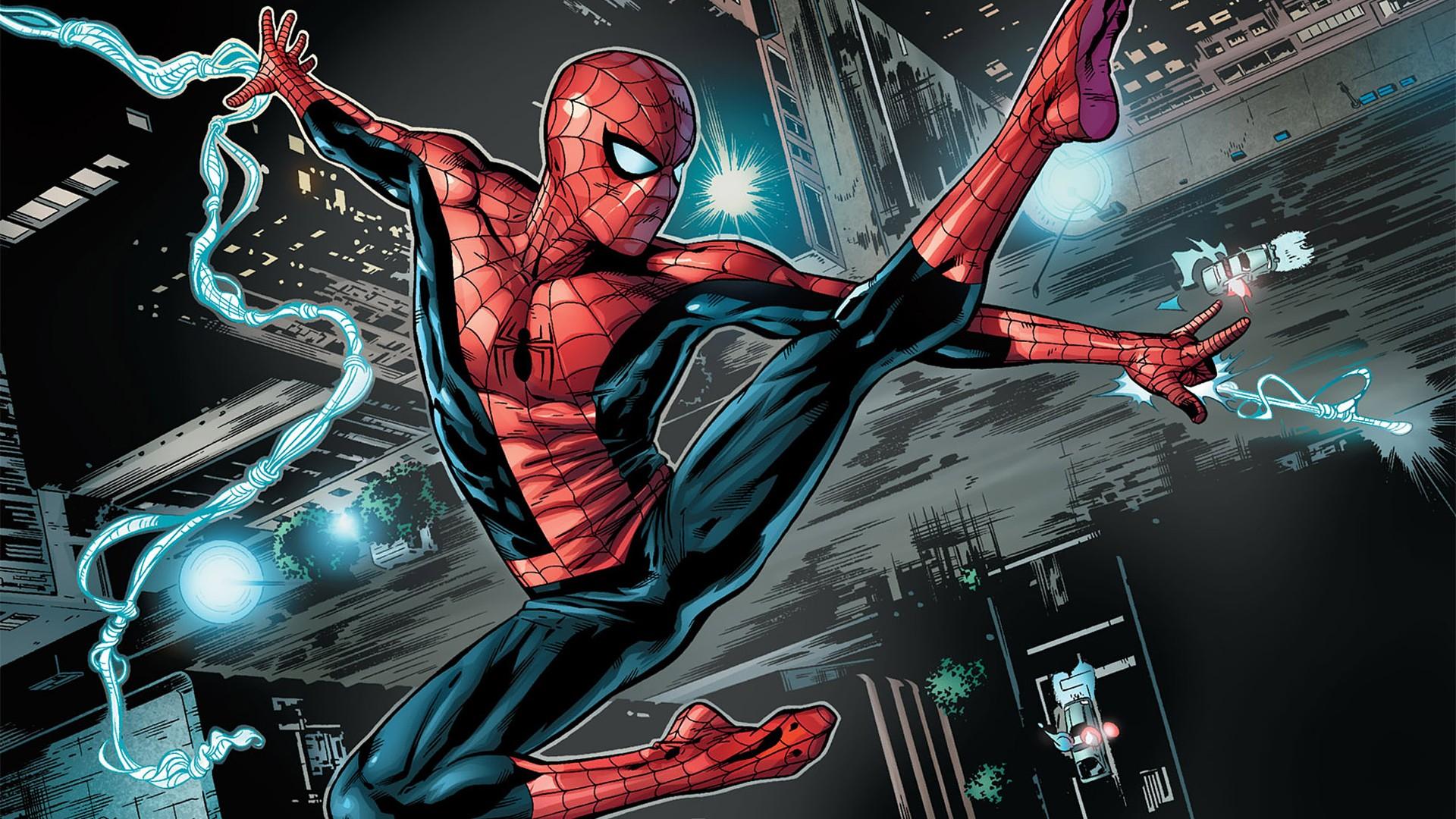 10 Best Spider Man 2099 Wallpaper Hd Full Hd 1920 1080 For: Spiderman Wallpaper 19