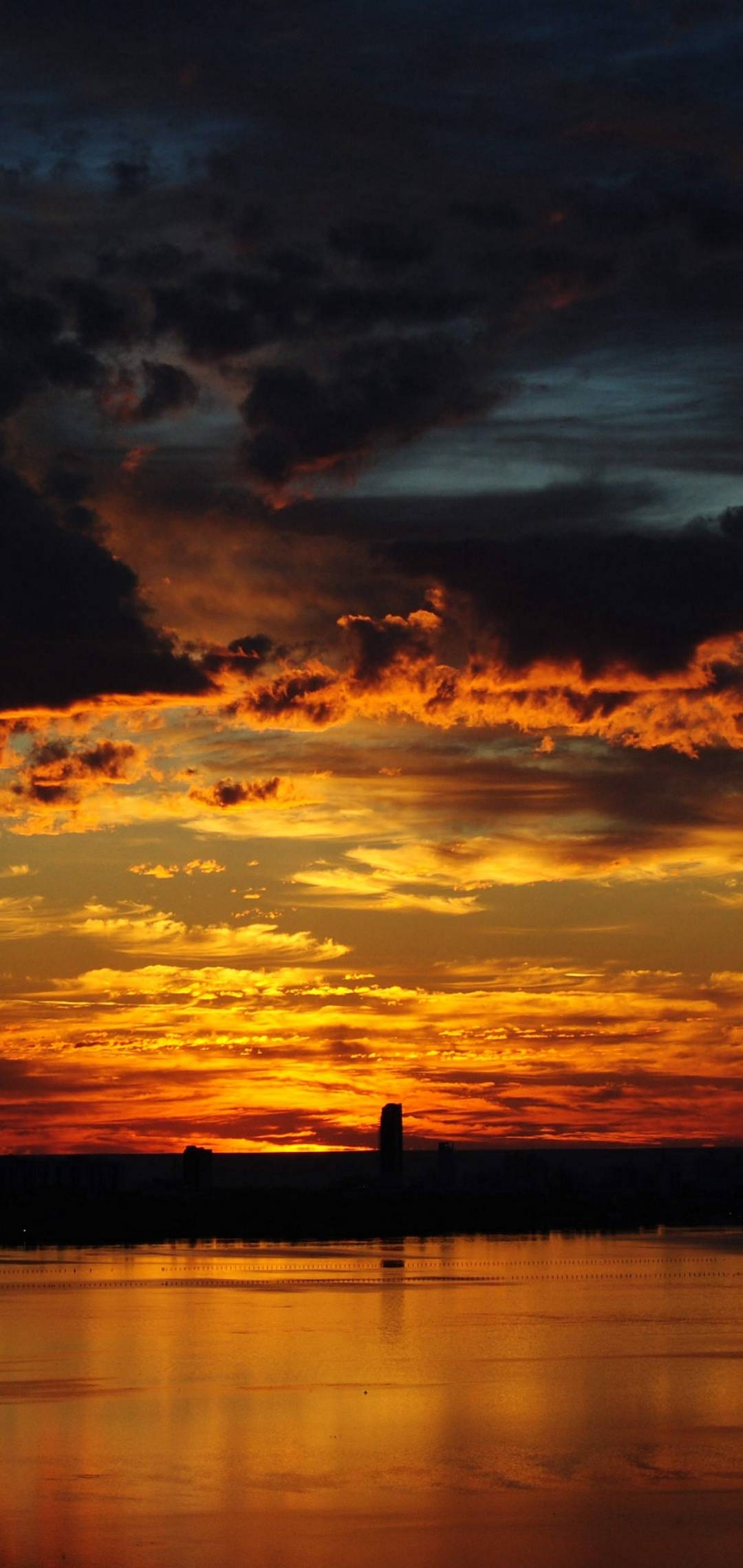Why is the sky red? Why is the sunset so red and orange at ... |Sky Nature