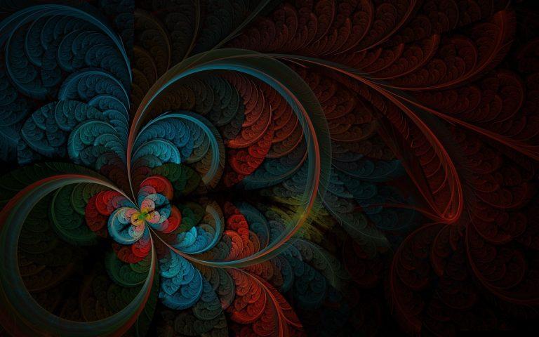 Fractal Wallpaper 015 2560x1600 768x480