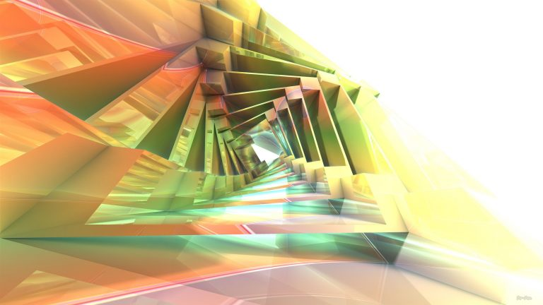 Fractal Wallpaper 113 2560x1440 768x432