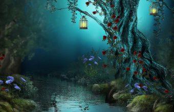 Fantasy Wallpaper 15 2560x1600 340x220