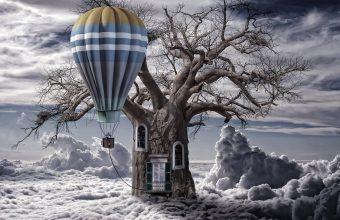 Fantasy Wallpaper 26 3456x2304 340x220