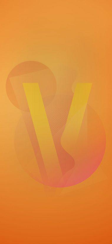 Vivo X23 Logo Phone Stock Wallpaper 09 1080x2340 380x823