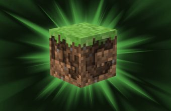Minecraft Wallpaper 08 1920x1080 340x220