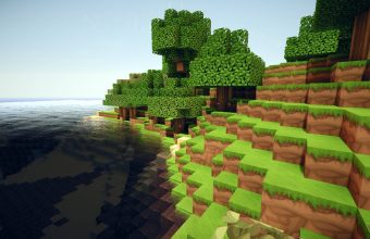Minecraft Wallpaper 14 1920x1080 340x220
