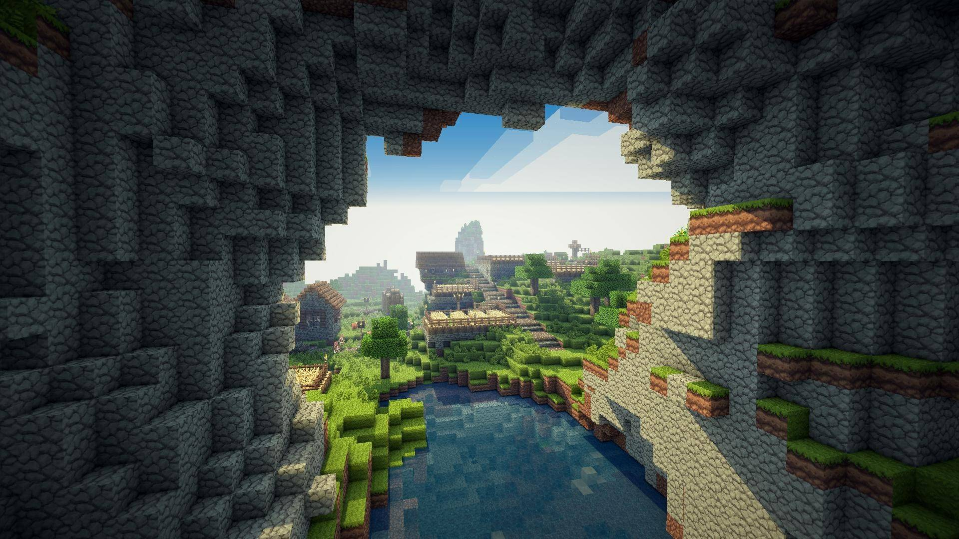 Minecraft Wallpaper 20 1920x1080 768x432