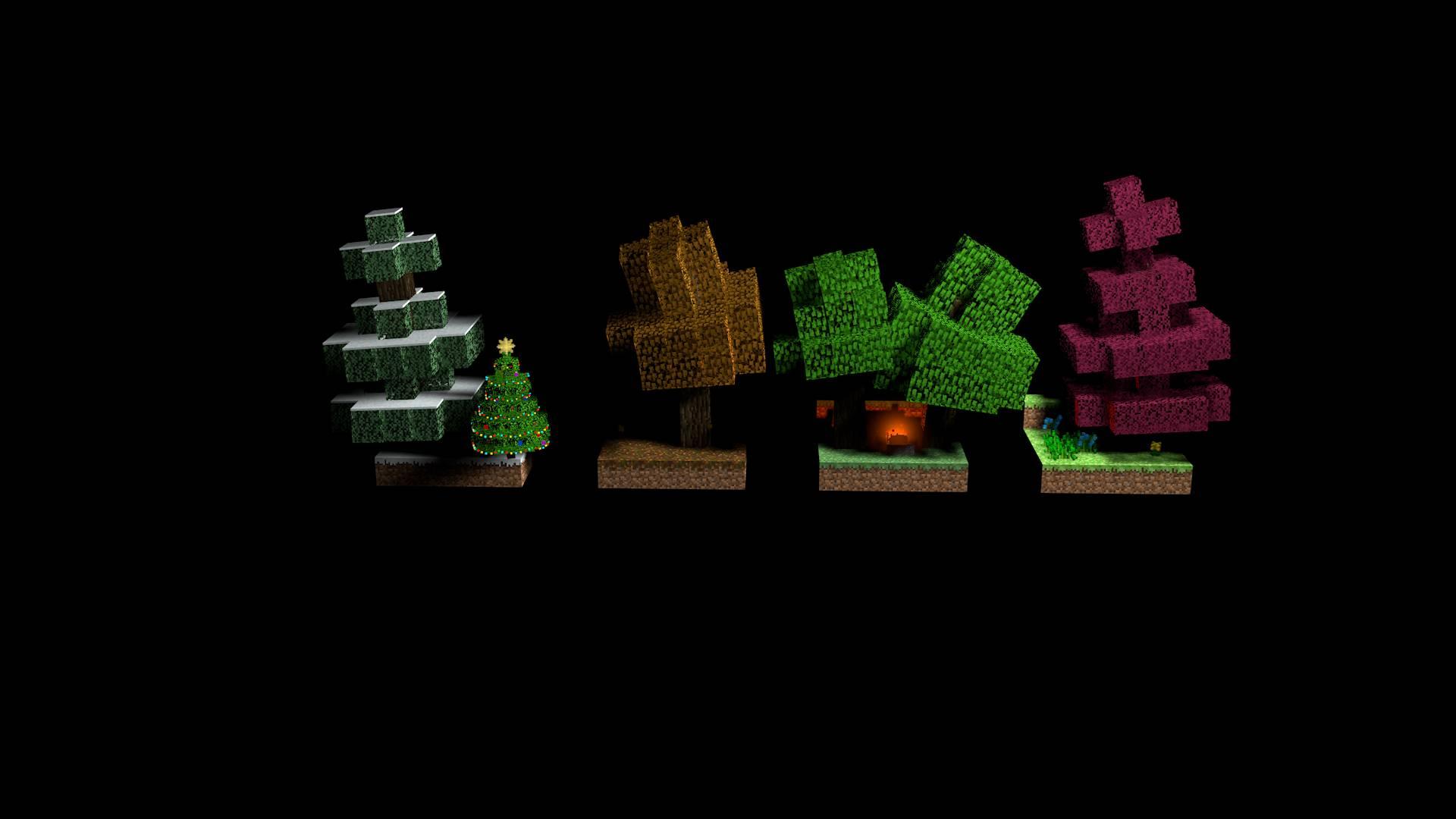 Minecraft Wallpaper 44 1920x1080 768x432