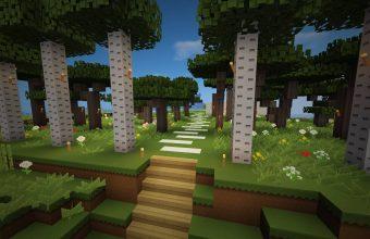 Minecraft Wallpaper 47 1920x1080 340x220
