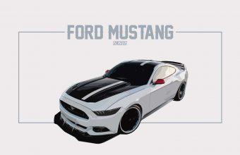 Mustang Wallpaper 55 1600x900 340x220