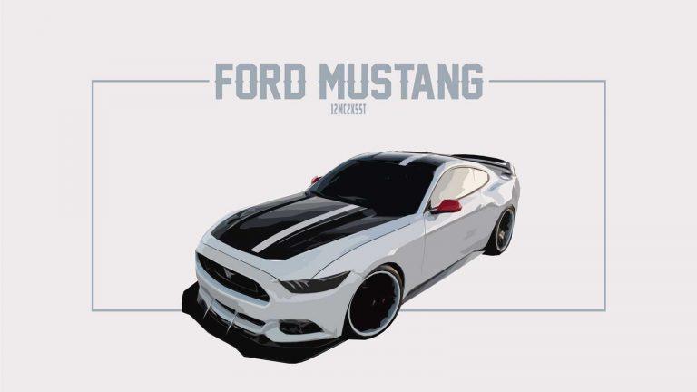 Mustang Wallpaper 55 1600x900 768x432