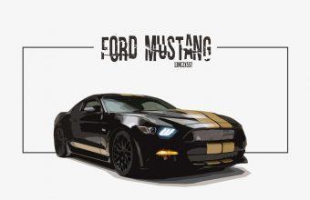 Mustang Wallpaper 56 1600x900 340x220