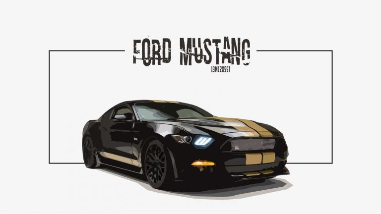 Mustang Wallpaper 56 1600x900 768x432