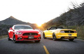 Mustang Wallpaper 67 4096x2504 340x220