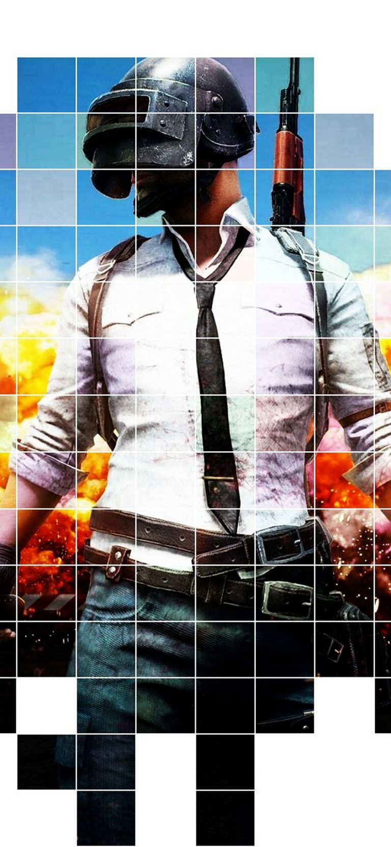 PUBG Phone Wallpaper 12 1080x2340 768x1664