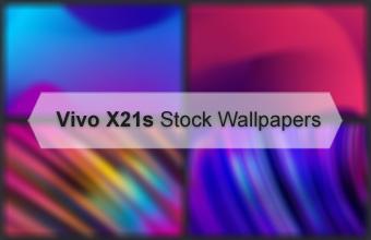 Vivo X21s Stock Wallpapers