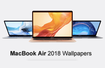 MacBook Air 2018 Wallpapers