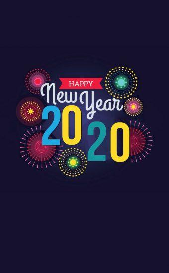 Happy New Year 2020 Phone Wallpaper 05 1080x2280 1 340x550