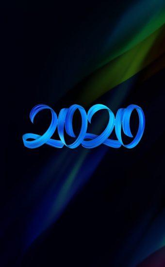 Happy New Year 2020 Phone Wallpaper 06 1080x2280 1 340x550