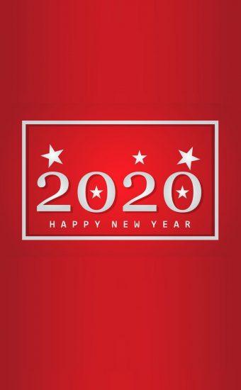 Happy New Year 2020 Phone Wallpaper 32 - [1080x2280]