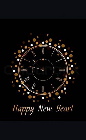 Happy New Year Wallpaper 039 1440x2560 340x550