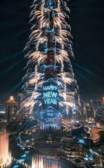 Happy New Year Wallpaper 043 1440x2560 340x550