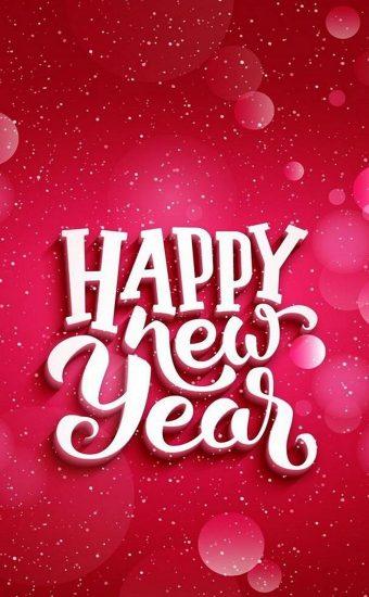 Happy New Year Wallpaper 047 1440x2560 340x550