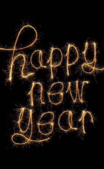 Happy New Year Wallpaper 051 1440x2560 340x550