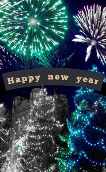 Happy New Year Wallpaper 054 1440x2560 340x550