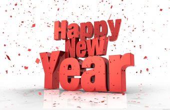 Happy New Year Wallpaper 09 2560x1625 340x220