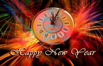Happy New Year Wallpaper 16 1920x1200 340x220