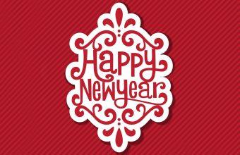 Happy New Year Wallpaper 36 1920x1200 340x220