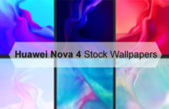 Huawei Nova 4 Stock Wallpapers