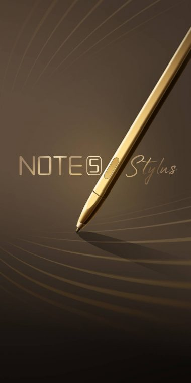 Infinix Note 5 Stylus Stock Wallpapers