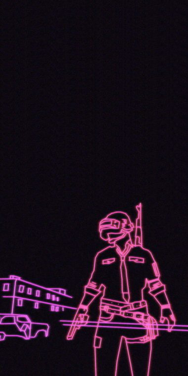 PUBG Smartphones Wallpaper 07 1080x2160 380x760