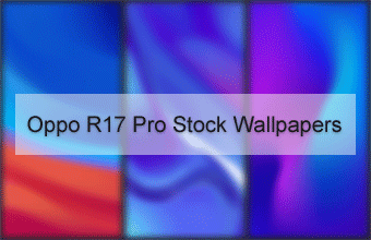 Oppo R17 Pro Stock Wallpapers