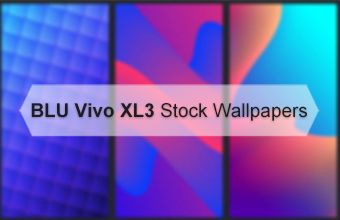BLU Vivo XL3 Stock Wallpapers